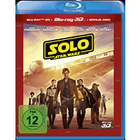 Solo: A Star Wars Story [Blu-ray 3D]