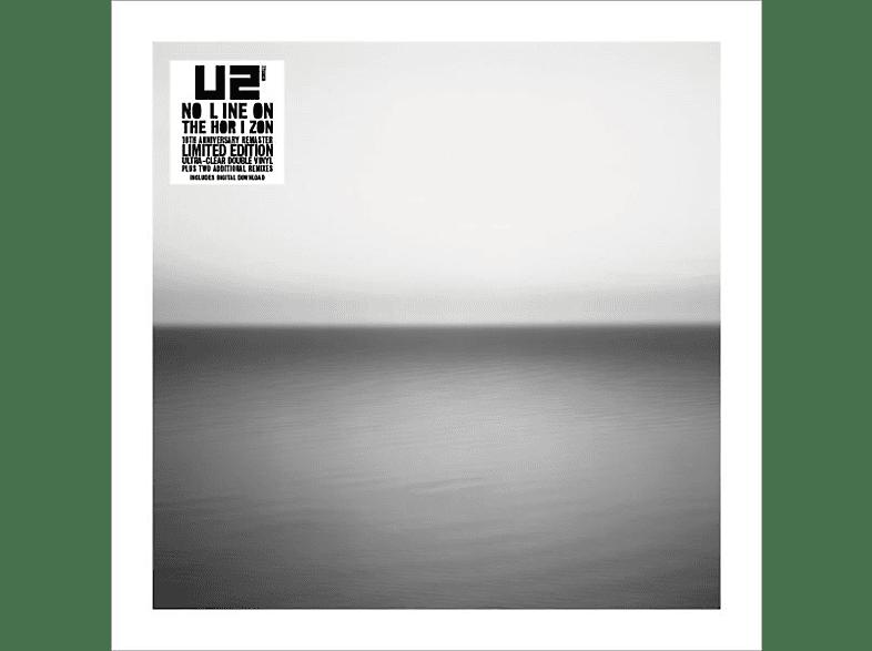 U2 - No Line On The Horizon (Ltd.Remastered Clear 2LP) [Vinyl]