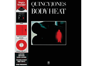Quincy Jones - Body Heat  - (Vinyl)