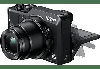 NIKON Coolpix A 1000 Digitale Kompaktkamera Schwarz, LCD, WLAN