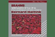 Johannes Brahms - Serenades op.11 & 16 [CD]