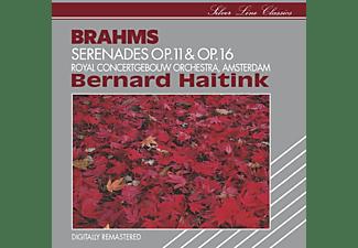 Johannes Brahms - Serenades op.11 & 16  - (CD)