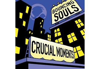 The Bouncing Souls - Crucial Moments (EP)  - (CD)