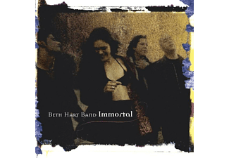 Beth Band Hart - Immortal  - (CD)