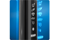 ORAL-B Oral-B GENIUS 10000N Black Design Edition Elektrische Zahnbürste, schwarz  Elektrische Zahnbürste Schwarz