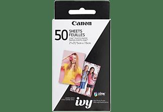 CANON Zink Fotoapapier ZP-2030 (50 Blatt)