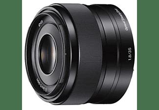Objetivo Evil - Sony SEL35F18, E 35 mm, F1.8, OSS, Estabilizador de imagen