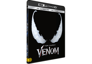 Venom (4K Ultra HD Blu-ray + Blu-ray)