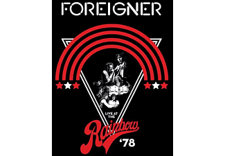 Foreigner - Live At The Rainbow '78  - (Blu-ray)