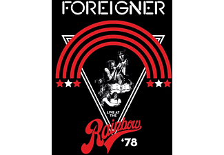 Foreigner - Live At The Rainbow '78  - (DVD)