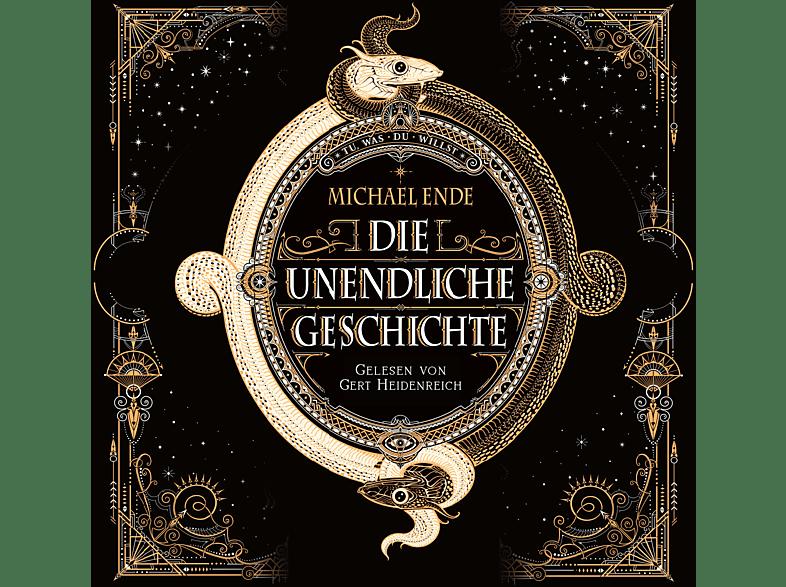 Die unendliche Geschichte - Jubiläumsausgabe - (CD)