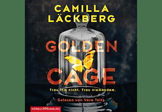 Golden Cage. Trau ihm nicht. Trau niemandem.  - (MP3-CD)