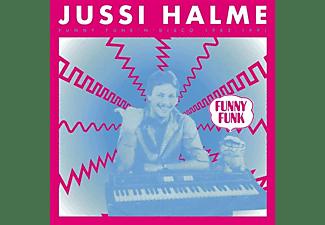 Jussi Halme - Funny Funk 'n' Disco 1983-1991  - (Vinyl)