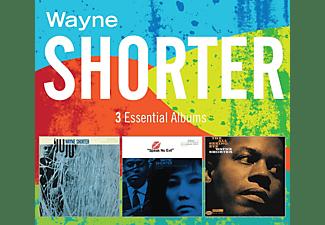 Wayne Shorter - 3 Essential Albums  - (CD)