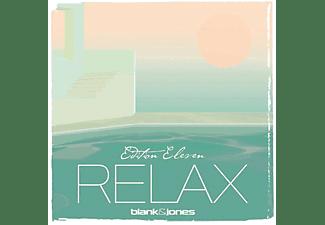 Blank & Jones - Relax Edition 11 (Eleven) (2LP/Black Vinyl)  - (Vinyl)
