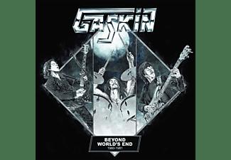 Gaskin - Beyond World's End (Silver Vinyl)  - (Vinyl)