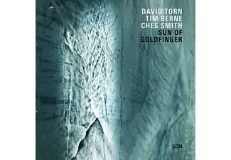 Torn,David/Berne,Tim/Smith,Ches - Sun Of Goldfinger  - (CD)