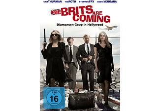 The Brits are coming - Diamanten-Coup in Hollywood DVD