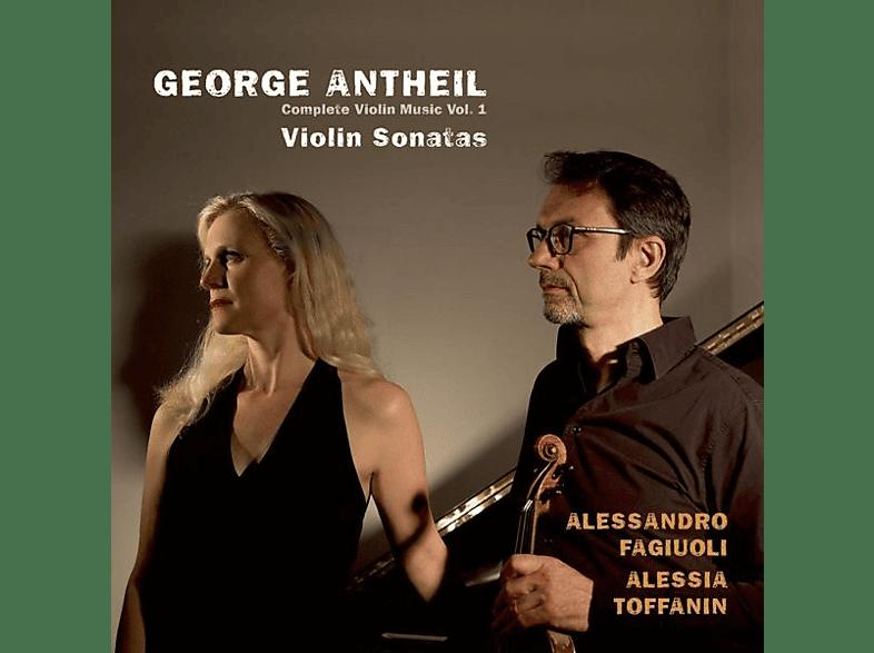 Fagiuoli,Alessandro/Toffanin,Alessia - Violinsonaten 1-4 [CD]