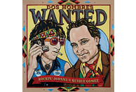 Rockin' Johnny Burgin - Dos Hombres Wanted [CD]
