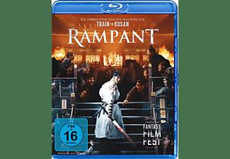 Rampant Blu-ray
