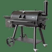 EL FUEGO AY 569 Grand Magena Pelletgrill, Schwarz (240 Watt)