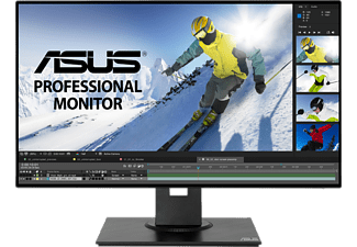 "Monitor profesional - Asus PB247Q , 23.8"", IPS, FullHD, 5ms, QuickFit Virtual Scale, Eye Care, Gris"