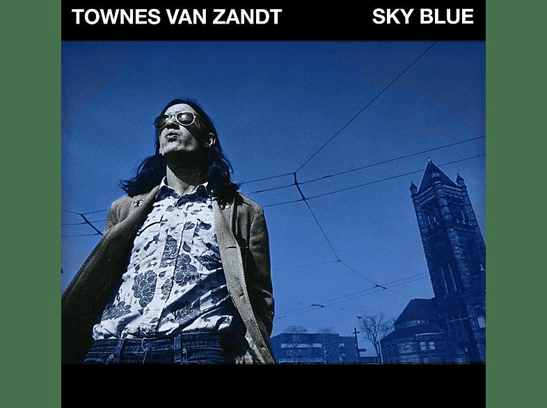 Townes Van Zandt - Sky Blue (LP) [Vinyl]