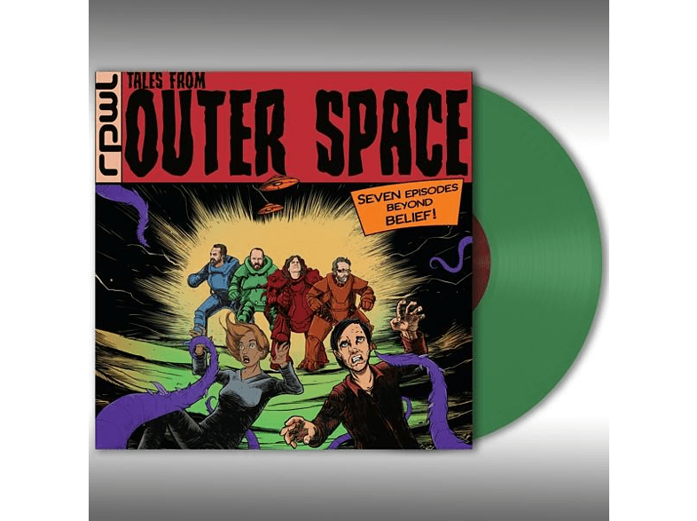 RPWL - Tales From Outer Space (Lim.Green Vinyl) [Vinyl]
