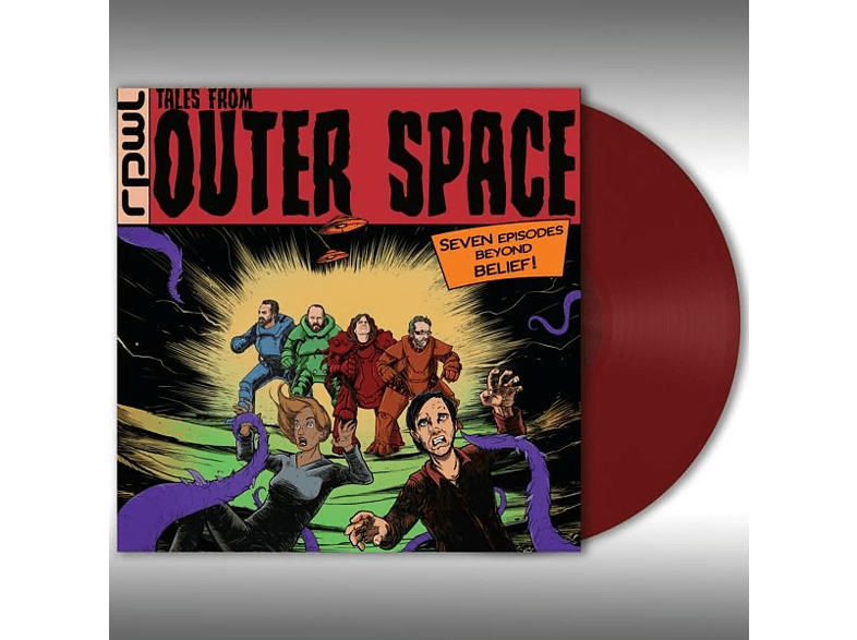RPWL - Tales From Outer Space (Lim.Red Vinyl) [Vinyl]