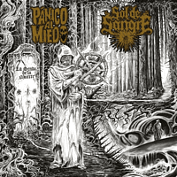 Sol de Sangre, Panico Al Miedo - La Senda De La Muerte (Split EP) [CD]