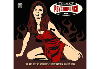 Psychopunch - We Are Just As Welcome...(20th Anniv.Edition)  - (CD)