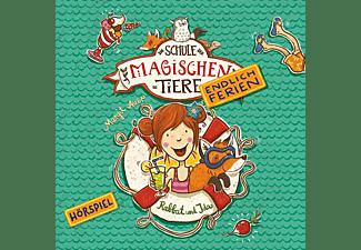 Die Schule Der Magischen Tiere - Endlich Ferien: 01: Rabbat Und Ida (Hörspiel)  - (CD)
