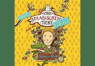 Die Schule Der Magischen Tiere - Endlich Ferien: 02: Silas Und Rick (Hörspiel)  - (CD)