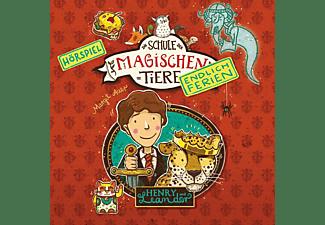 Die Schule Der Magischen Tiere - Endlich Ferien: 03: Henry Und Leander (Hörspiel)  - (CD)