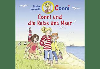 Conni - 59: Conni Und Die Reise Ans Meer  - (CD)