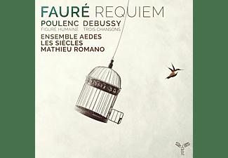Les Siecles Mathieu Romano Ensemble - Requiem  - (CD)