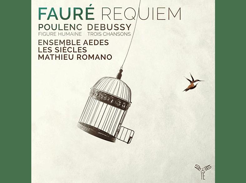 Les Siecles Mathieu Romano Ensemble - Requiem [CD]
