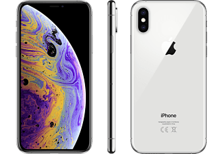 "APPLE iPhone XS - Smartphone (5.8 "", 64 GB, Silver)"