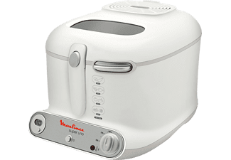 MOULINEX AM3021 Super Uno - Fritteuse (Blanc)