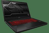 ASUS FX705GM-EW208T, Gaming Notebook mit 17.3 Zoll Display, Core™ i7 Prozessor, 8 GB RAM, 512 GB SSD, GeForce® GTX 1060, Schwarz