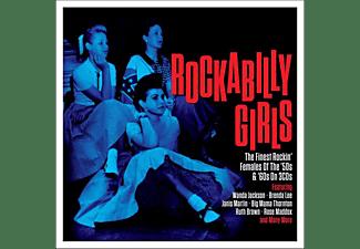VARIOUS - Rockabilly Girls  - (CD)