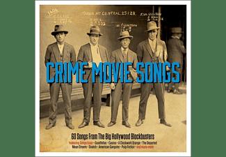 VARIOUS - Crime Movie Songs  - (CD)