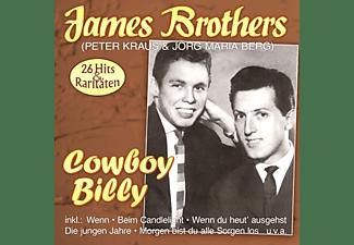 Die James Brothers - Cowboy Billy-die grossen Erf  - (CD)