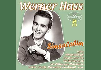 Werner Hass - Simsalabim-50 grosse Erfolge  - (CD)