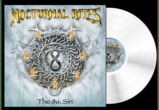 Nocturnal Rites - The 8th Sin (white vinyl) (LP)  - (Vinyl)
