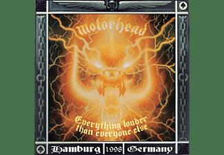 Motörhead - Everything Louder Than Everyone Else  - (CD)