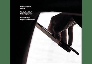 Pascal Dusapin, Vincent Royer, Brigitte Krömmelbein - Inside/Works for Viola  - (CD)