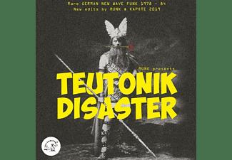 Various - Teutonik Disaster/German New  - (Vinyl)