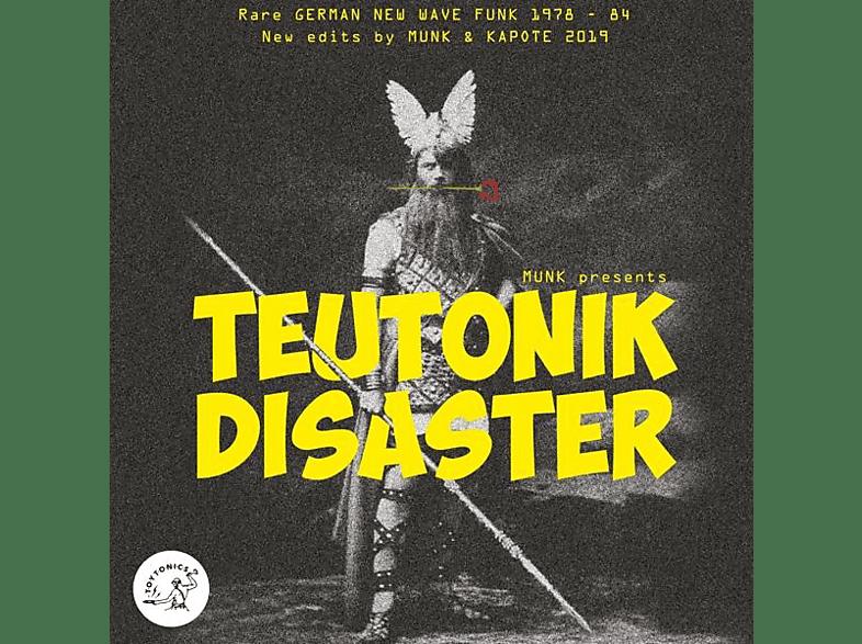 Various - Teutonik Disaster/German New [Vinyl]